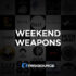 Various Artists - Weekend Weapons August 2nd, 2019 on Traxsource